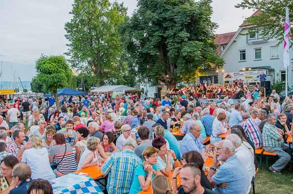 Uferfest Wasserburg
