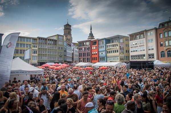 Festival der Kulturen Stuttgart