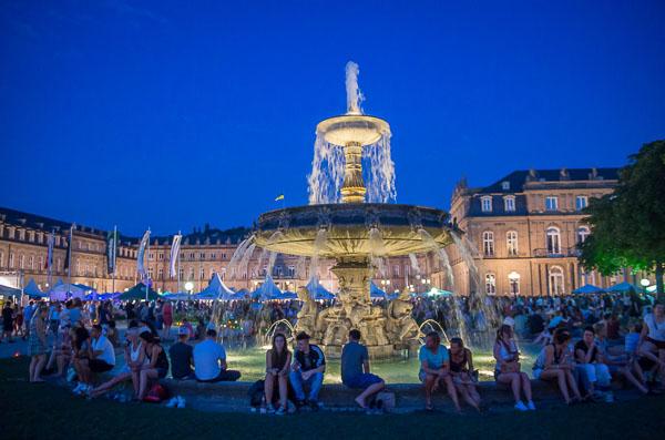 Sommerfest Stuttgart