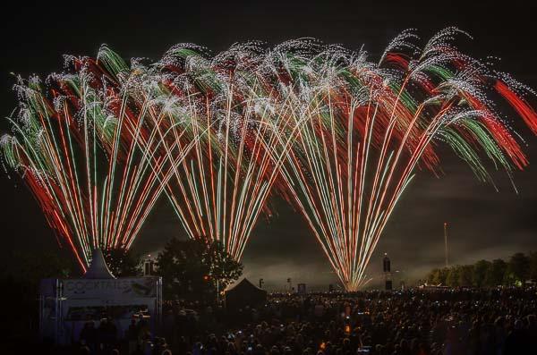 Feuerwerkfestival Stuttgart